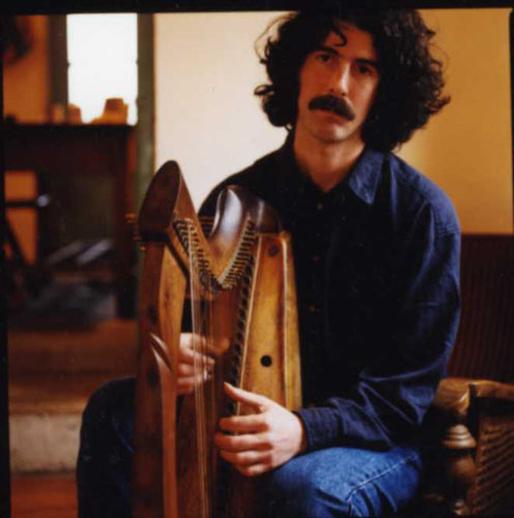 Paul Dooley, harp, 2000 / Paul McCarthy