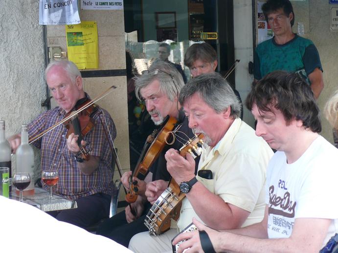 Rencontre musicale irlandaise tocane 2018