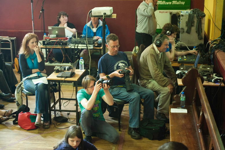 Recording the Willie Clancy Summer School / Tony Kearns