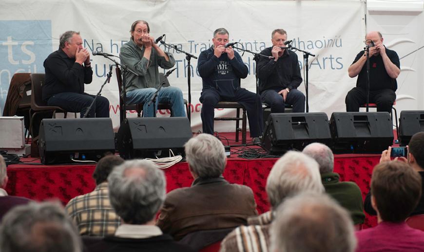 Mick Kinsella, Rick Epping and others / Tony Kearns