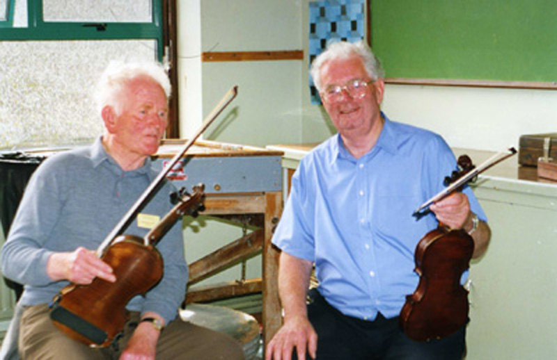 Joe Ryan and Peadar O'Loughlin / Orla Henihan