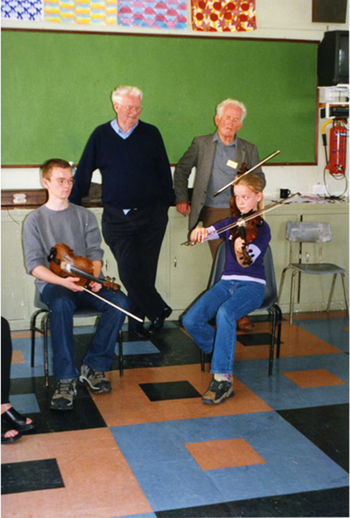 Peadar O'Loughlin and others / Orla Henihan