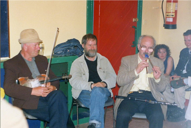 Cathal McConnell and others / Orla Henihan