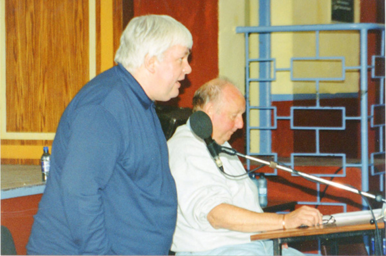 Brian Mullen and Frank Harte / Orla Henihan
