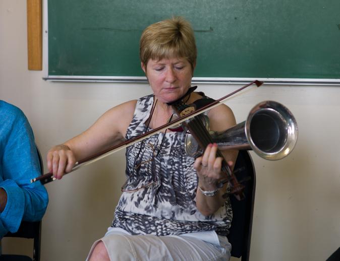 Eileen O'Brien, 2013/ Tony Kearns, photographer