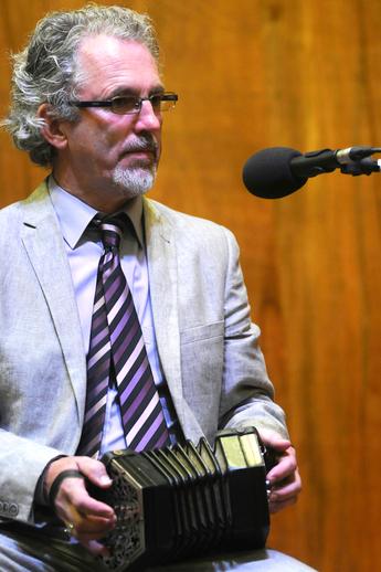 Noel Hill, 2012/ Peter Laban