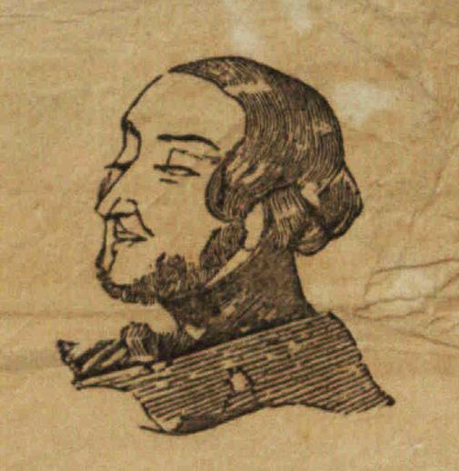 Lord Lovel, woodcut
