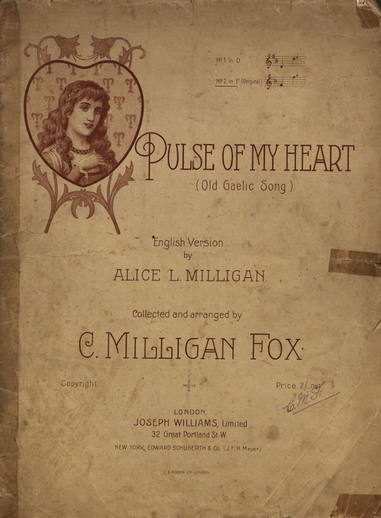 Pulse of my heart, cover