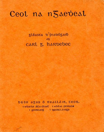 Ceol na nGaedheal, cover