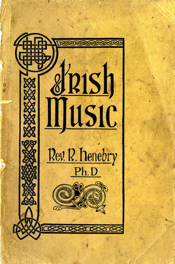 Irish music, cover
