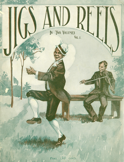 Jigs and Reels : Containing All Favorite Reels, Jigs, Hornpipes ... Vol. I, cover