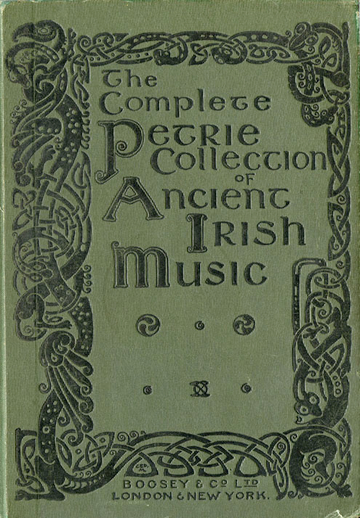 Tunes from PW Joyce in Stanford-Petrie, 1902, cover