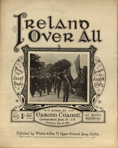 Ireland over all, cover