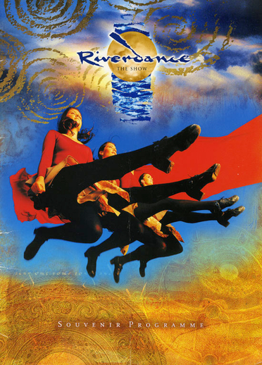 Riverdance : the show : souvenir programme, [2002]