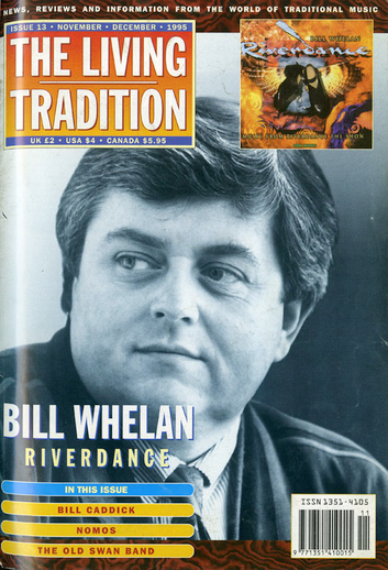 Bill Whelan : Riverdance composer, cover