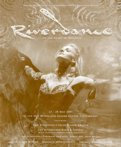 Riverdance : in the heart of Donegal, 2007 [Printed programme]