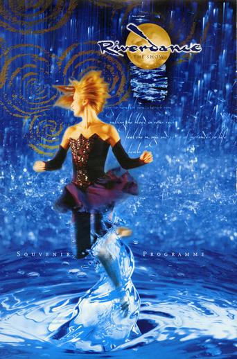 Riverdance : the show : souvenir programme, [2000]
