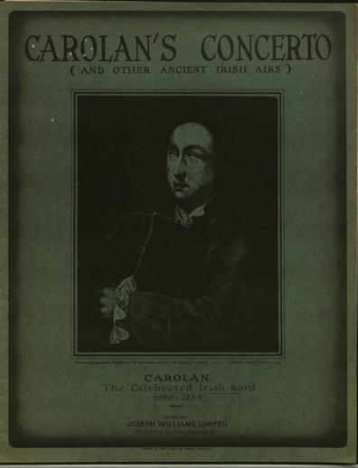 Carolan's concerto, cover