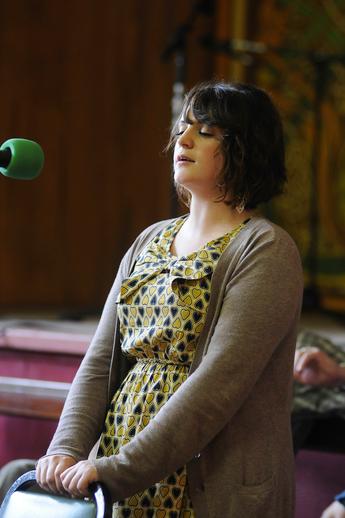 Nell Ní Chróinín, 2012 / Peter Laban