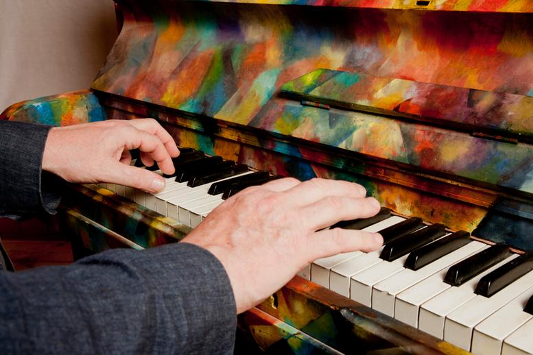 Mícheál Ó Súilleabháin, piano / Stephen Power