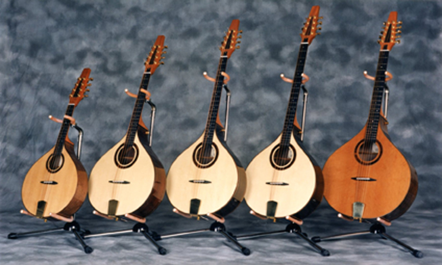 Instruments made by Andy Tobin [photograph] / Andy Tobin