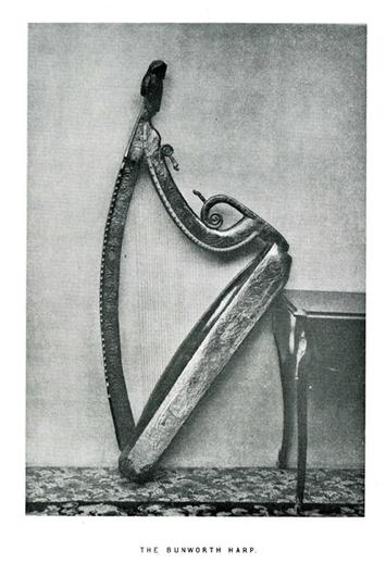 The Bunworth harp / unidentified photographer