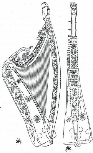 The Bunworth harp / Robert Bruce Armstrong
