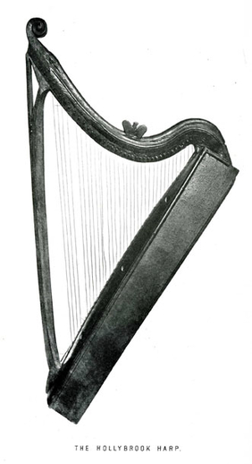 The Hollybrook harp / unidentified photographer