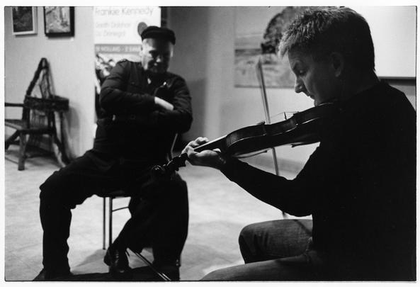 Dermot McLaughlin and Danny Meehan, 2011 / Danny Diamond