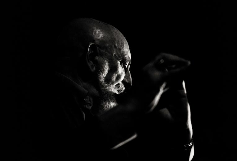 Matt Molloy, flute, 2011 / Danny Diamond