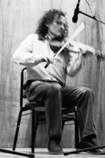 Martin Hayes, fiddle, 2011 / Danny Diamond