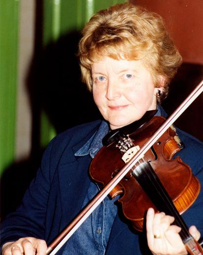 Kathleen Smith, fiddle / Steven de Paoire