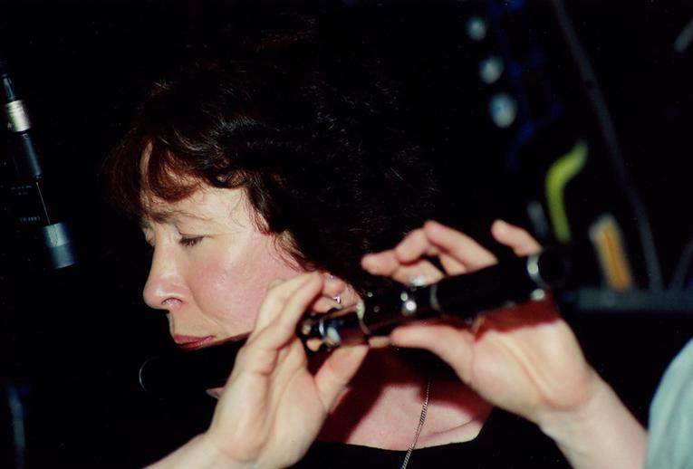 Catherine McEvoy, flute / Steven de Paoire