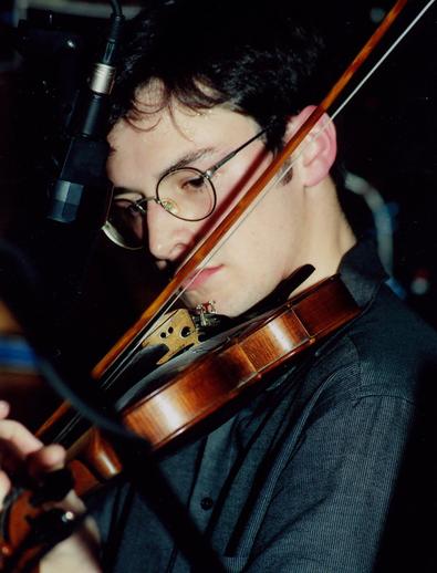 Damien O'Brien, fiddle / Steven de Paoire