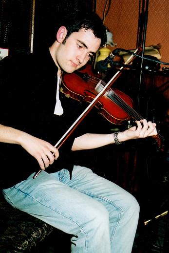 Dermot O'Hanlon, fiddle / Steven de Paoire