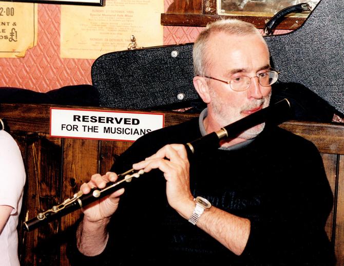 Joe Beirne, flute / Steven de Paoire
