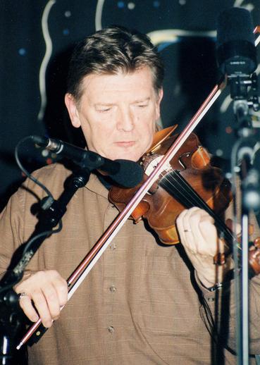 Kevin Burke, fiddle / Steven de Paoire