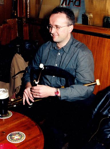 Kevin Rowsome, pipes / Steven de Paoire