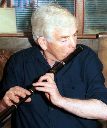 Mick Fraine, flute / Steven de Paoire