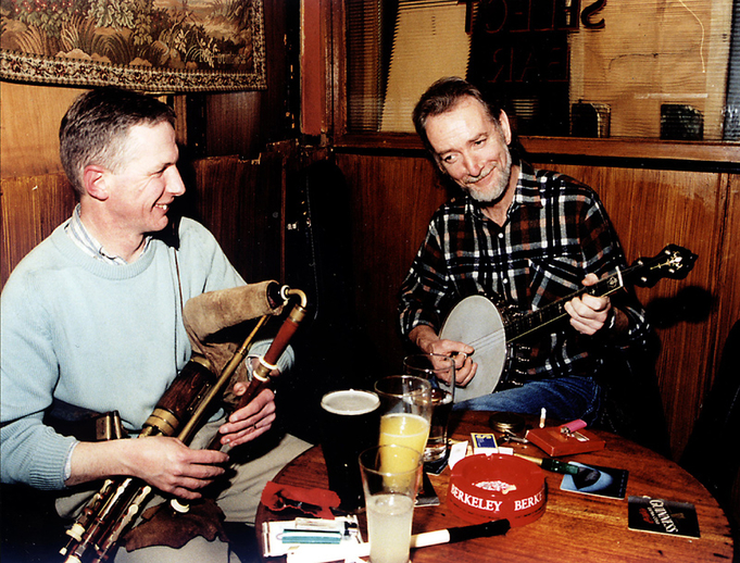 Nollag Mac Carthaigh & Seán Garvey / Steven de Paoire