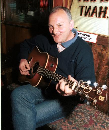 Pat Goode, guitar / Steven de Paoire