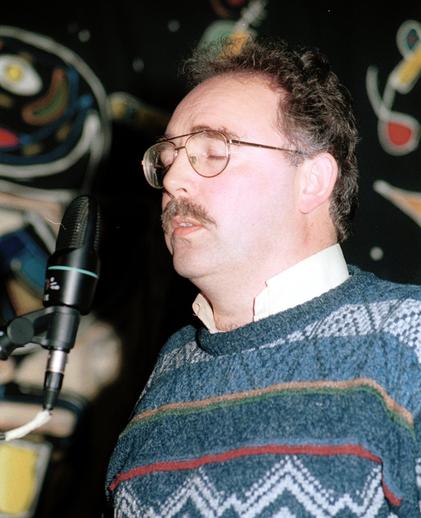 Peadar Ó Ceannabháin, singer / Steven de Paoire