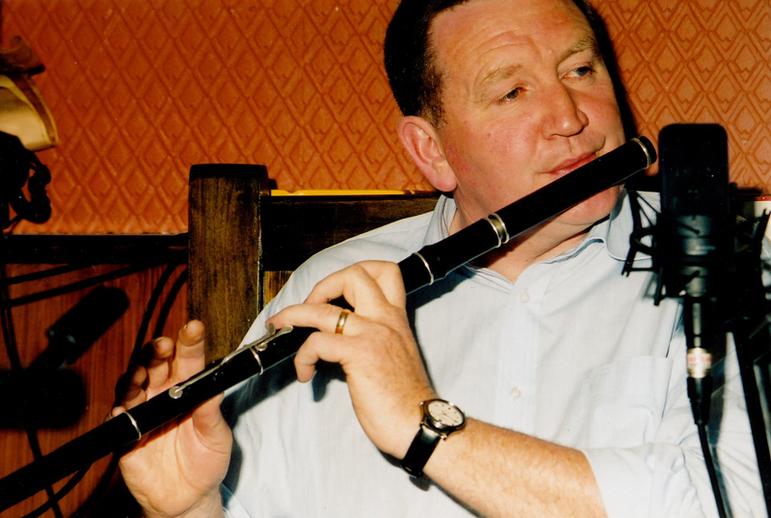 Peter O'Grady, flute / Steven de Paoire