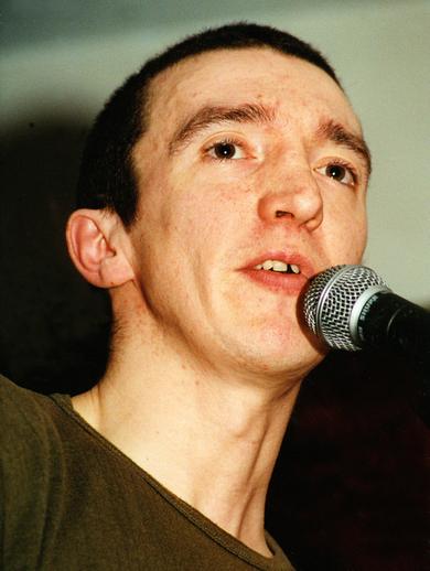 Thaddeus Buckley, singer / Steven de Paoire