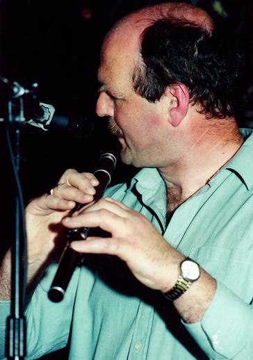 Tom McGorman, flute / Steven de Paoire