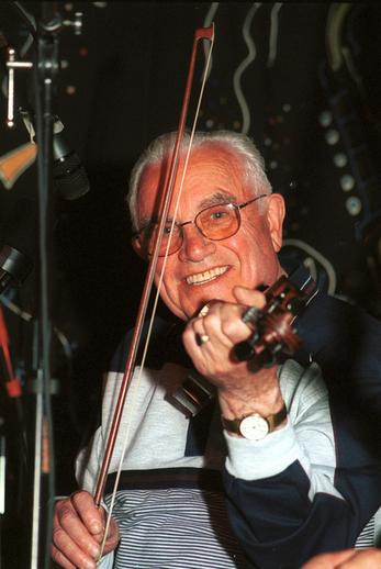 Vincent Harrison, fiddle / Steven de Paoire