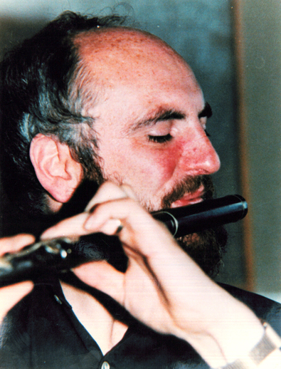 Matt Molloy, flute / [unidentified photographer]
