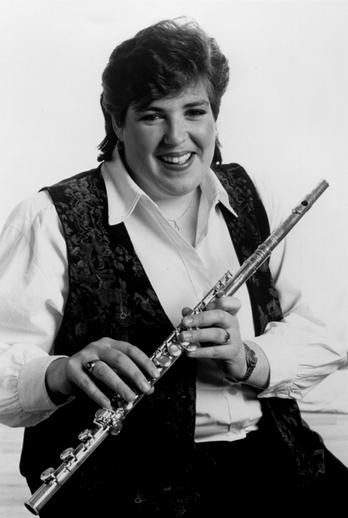 Joanie Madden, flute / Henry J. Fair