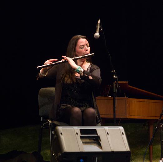 Emer Mayock, flute / Tony Kearns