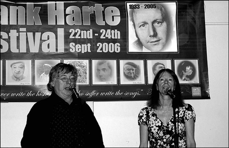 Ken Hall and Peta Webb / Colm Keating